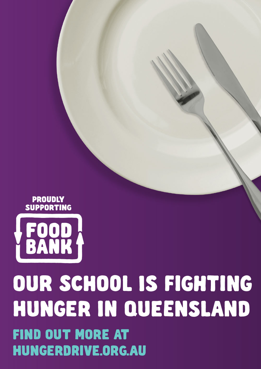 School - Poster Our School 1