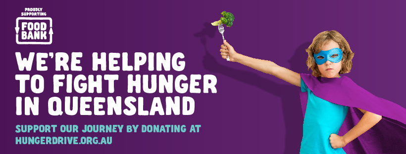 Group - HungerFighter - Facebook Cover