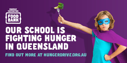 School - Hunger Fighter - Twitter Newsfeed