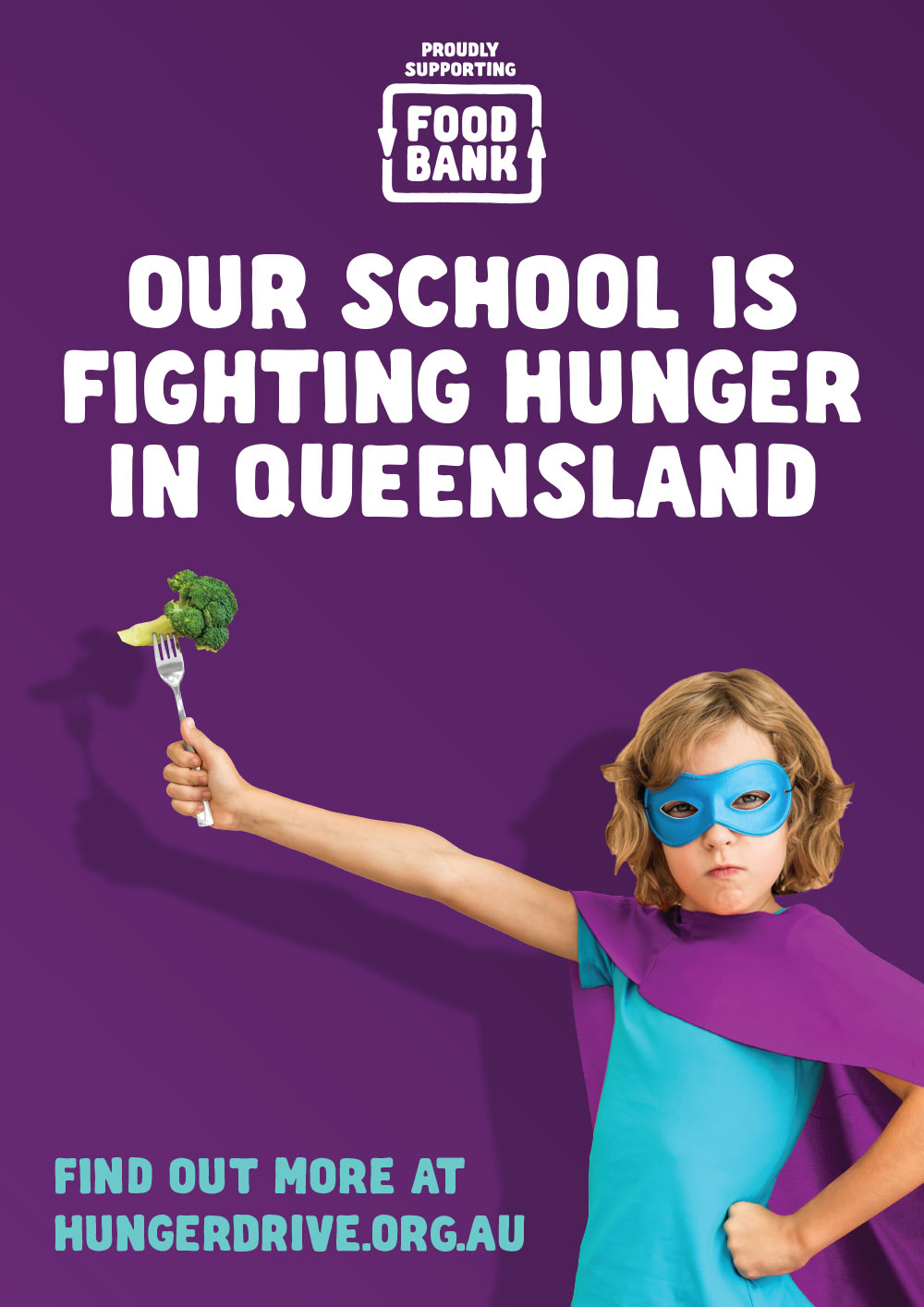 School - Poster Our School 2