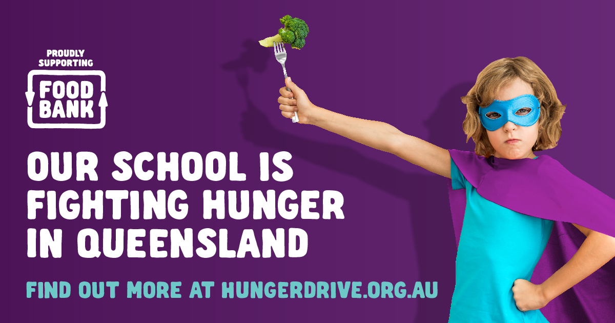 School - Hunger Fighter - Facebook Newsfeed